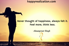 never-thought-of-happiness